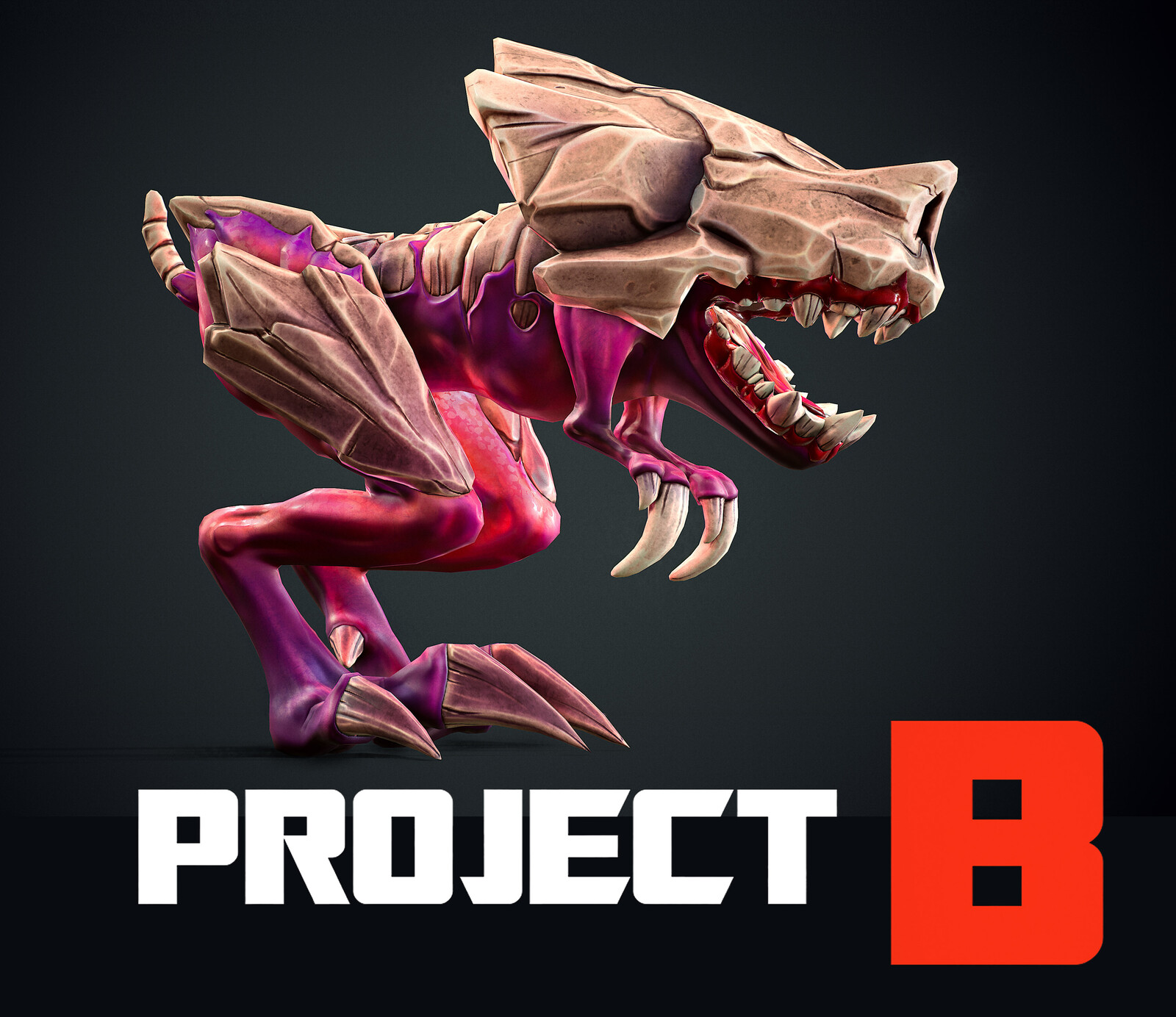 """Game model """"Rex"""" - specially for the game """"Project B"""""""