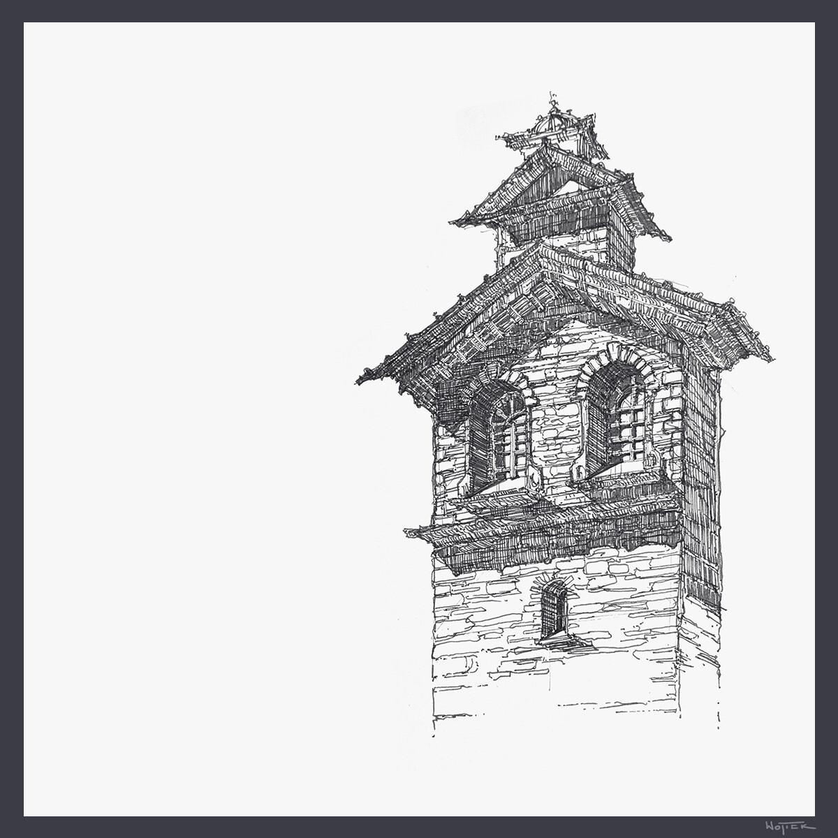 Sketchbook - 2020 - part 1