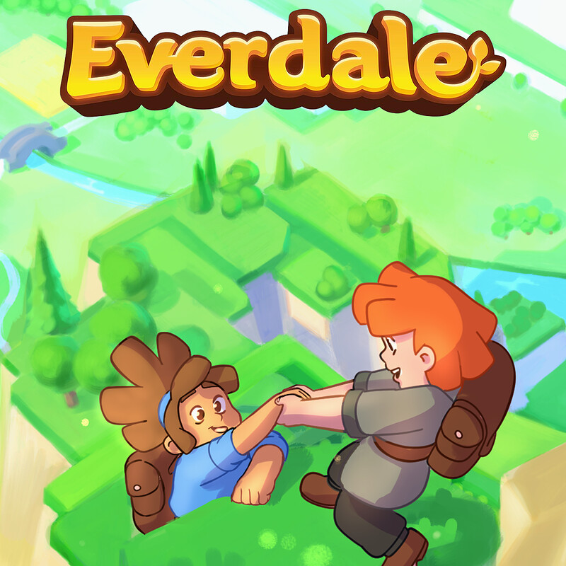 Everdale - UI Illustrations part 1