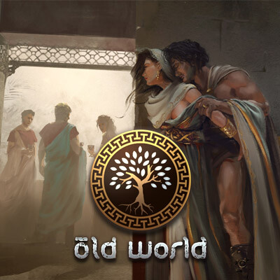 Old World - Secret Lovers