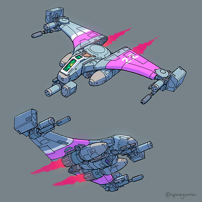 Space gooose space gooose cat22 sm