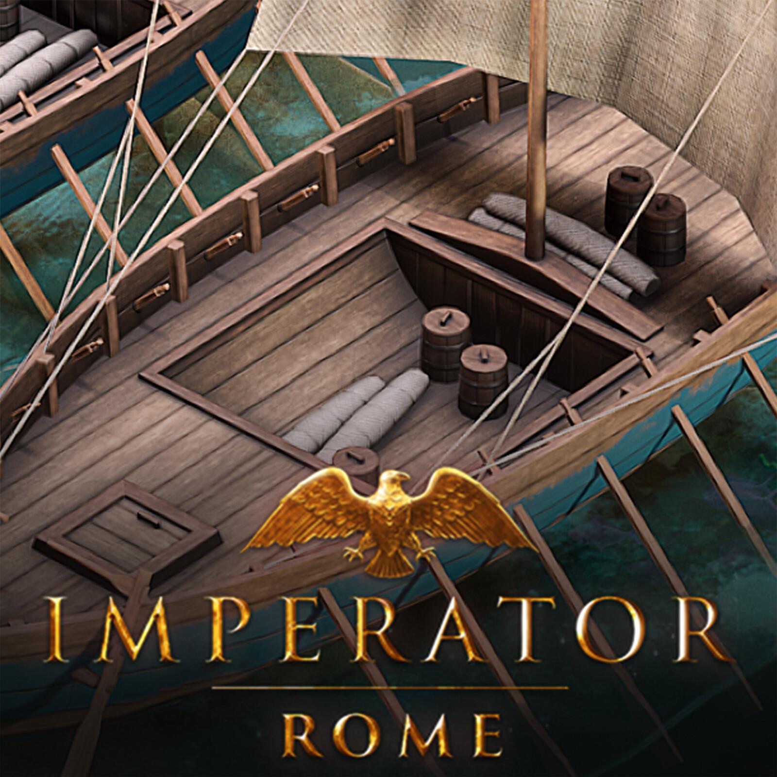 Imperator: Rome - Warships