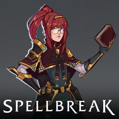 Spellbreak - Academy Elite