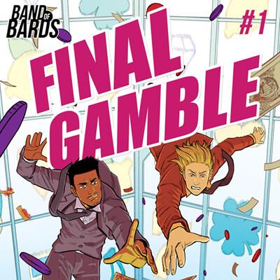 Harry saxon harry saxon final gamble 1 cover