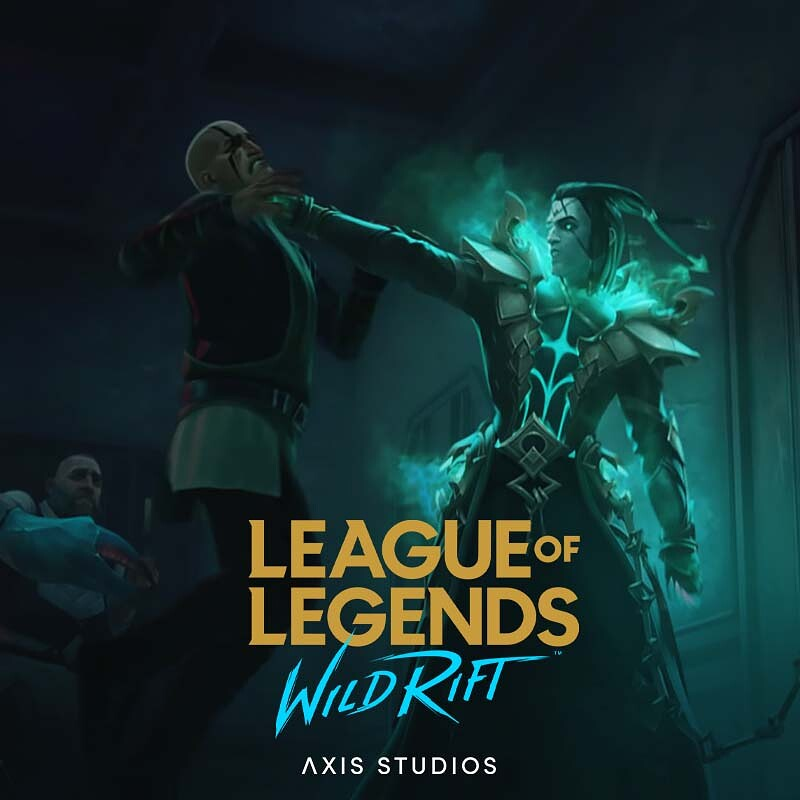 Thresh Unbound: A Night at the Inn | League of Legends: Wild Rift