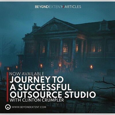 Beyond Extent - Journey to a Successful Outsource Studio