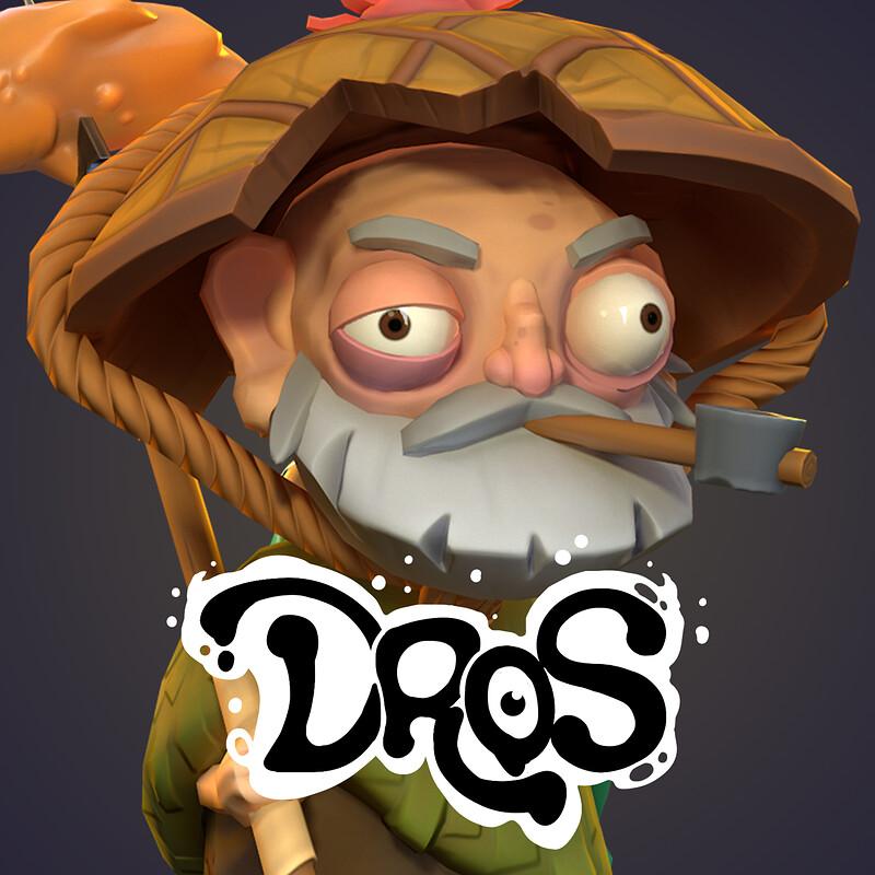 Dros - Fisherman