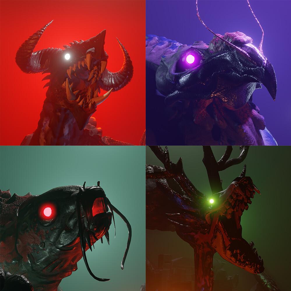 Kaiju Series