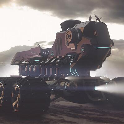 Encho enchev encho enchev space rover 2