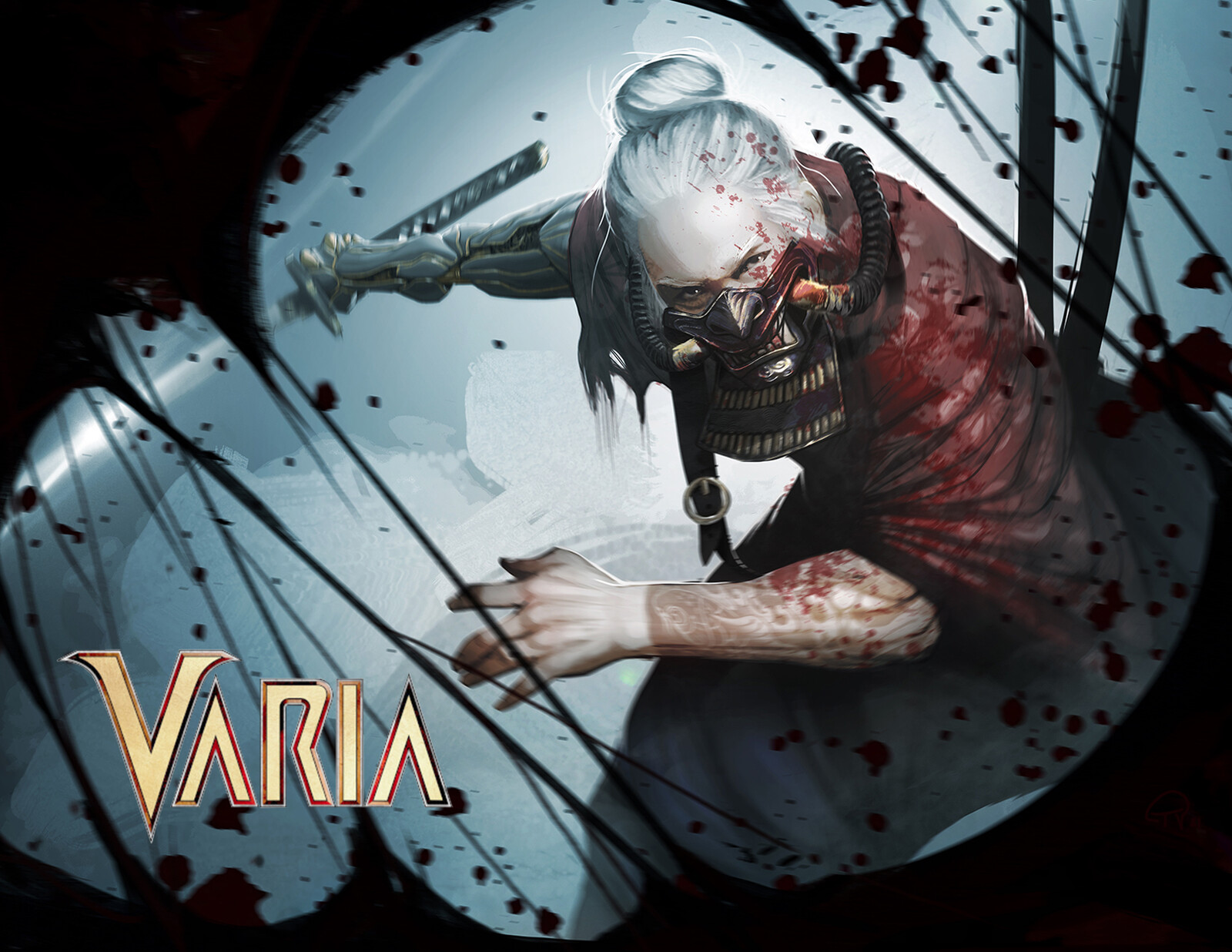Varia - The First Person Card Game