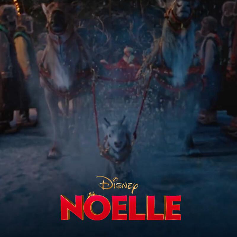 Noelle (2019) Disney