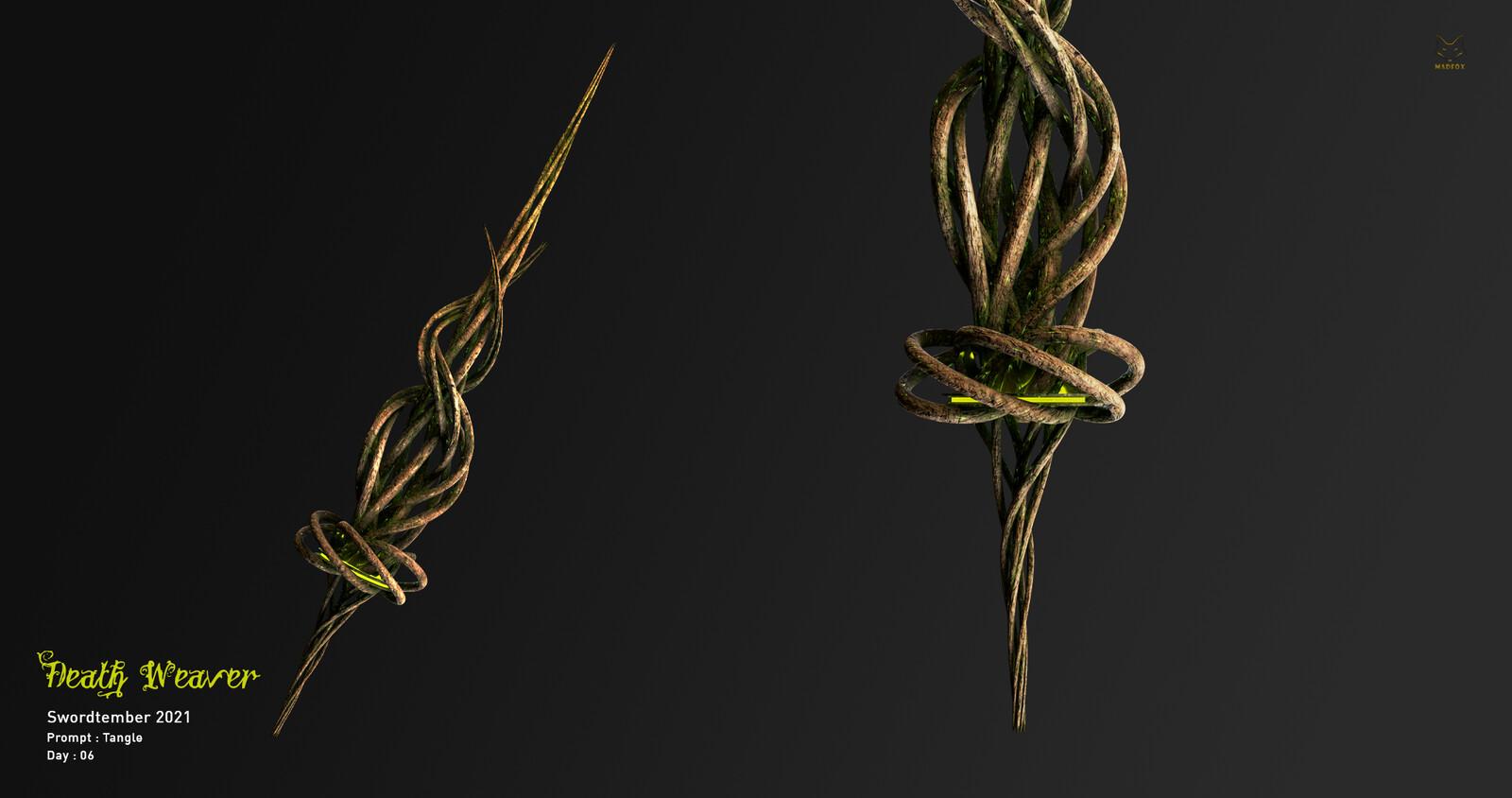 Death Weaver