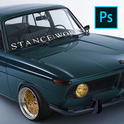Legacy work: Photoshop Virtual Tuning