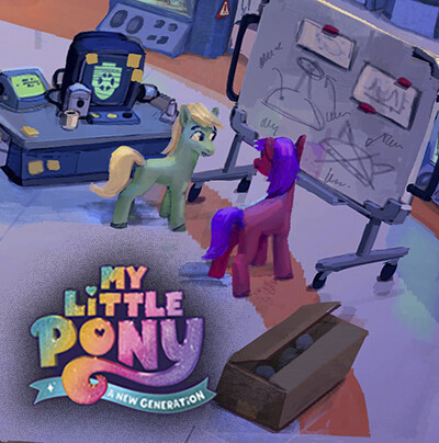 MLP: A New Generation - Maretime Factory