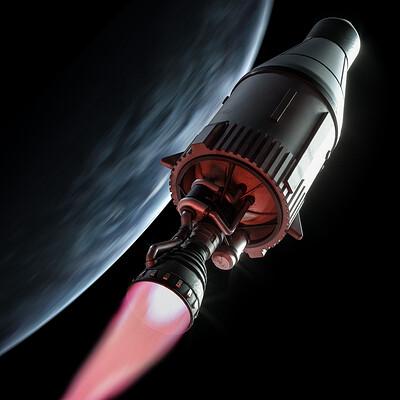 David zuren david zuren rocket 02