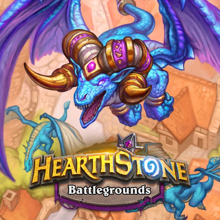 Hearthstone: Battlegrounds - Tarecgosa