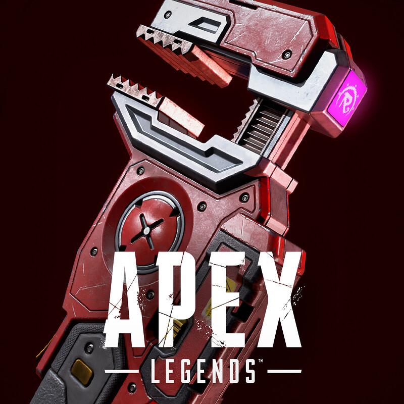 Apex Legends - Rampart Heirloom