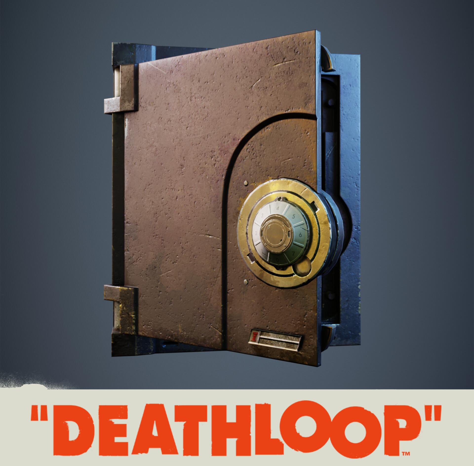 Safe: Deathloop Prop