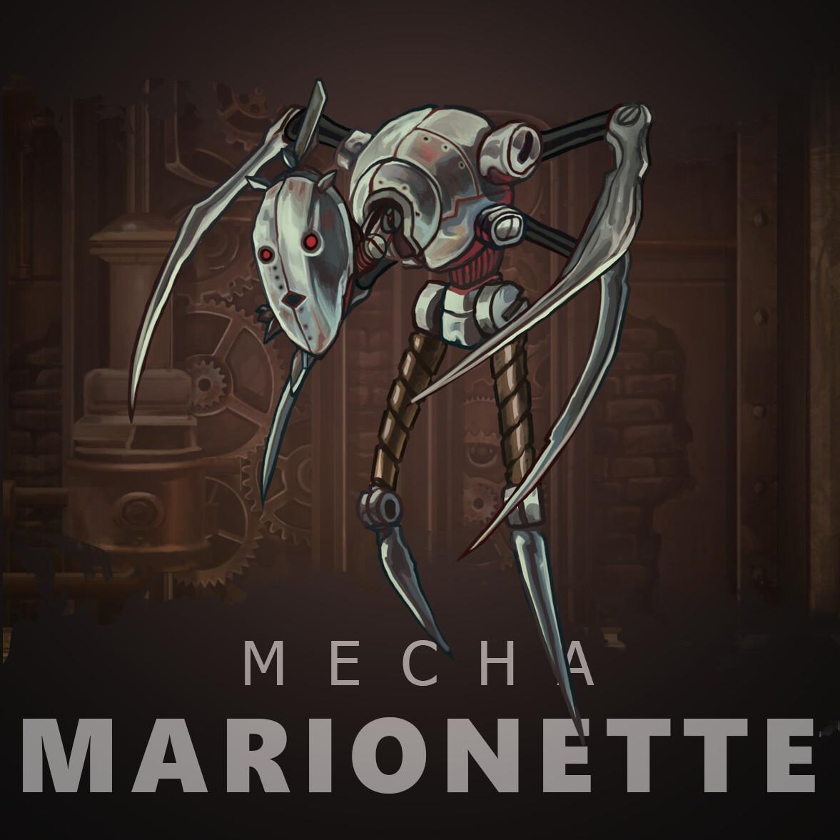 MECHA MARIONETTE