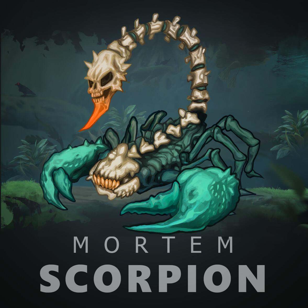 MORTEM SCORPION