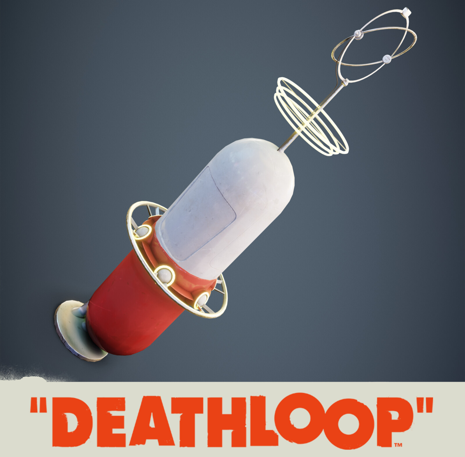 Health Station: Deathloop Prop