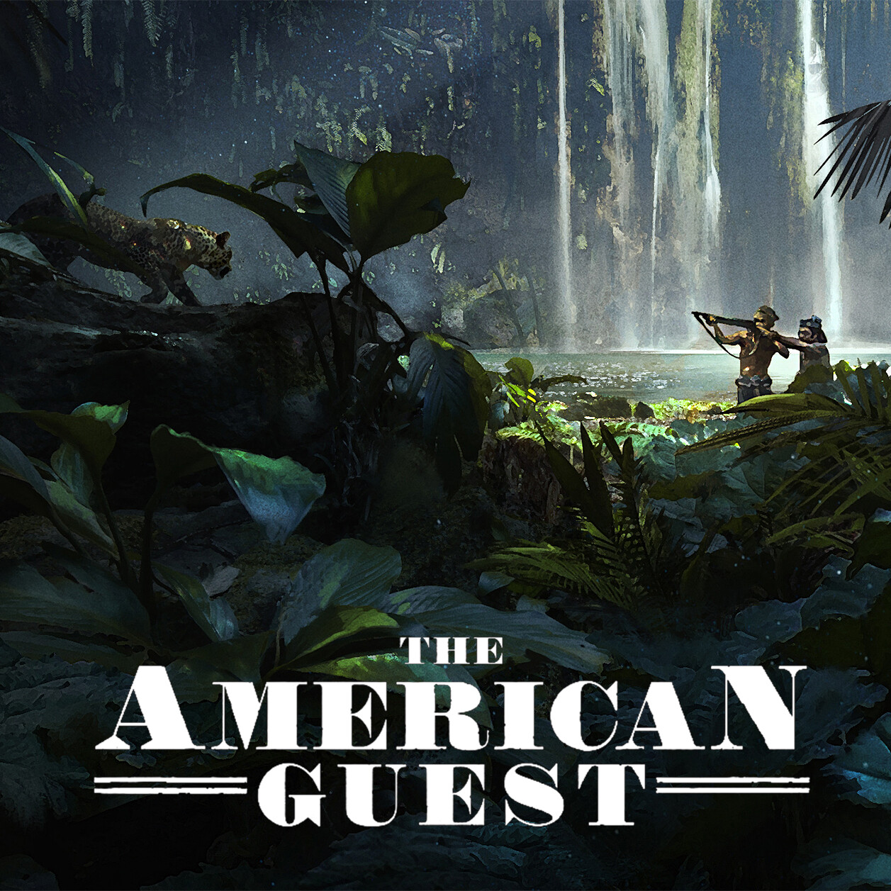 The American Guest TV Series - HBO