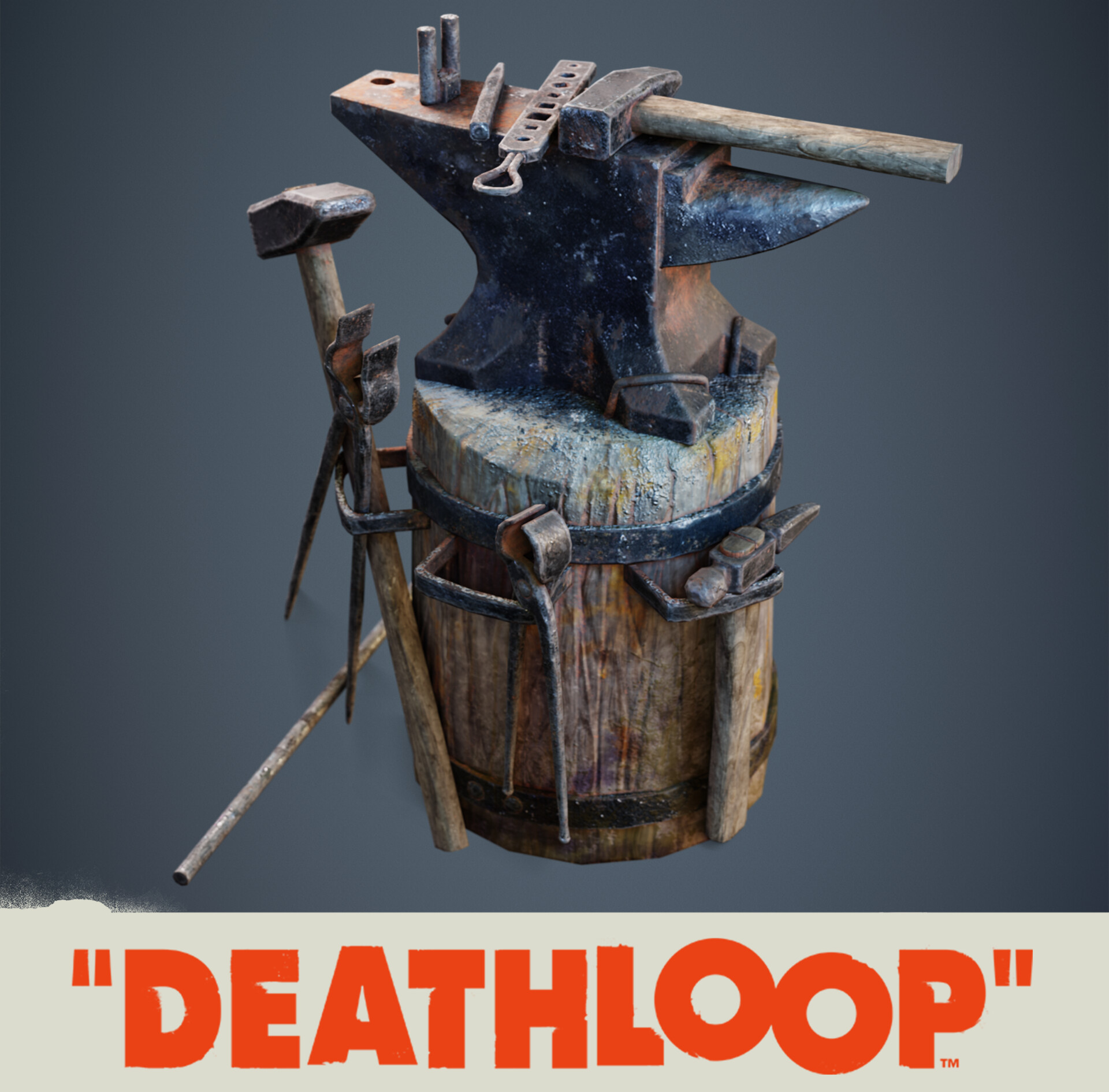 Anvil: Deathloop Prop