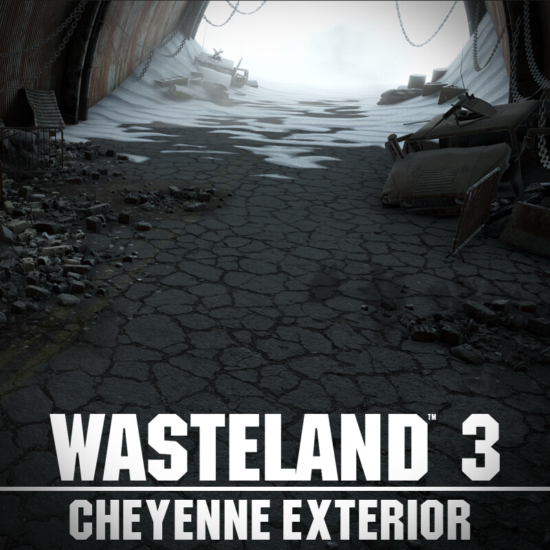 Wasteland 3: The Cult of the Holy Detonation - Cheyenne Exterior