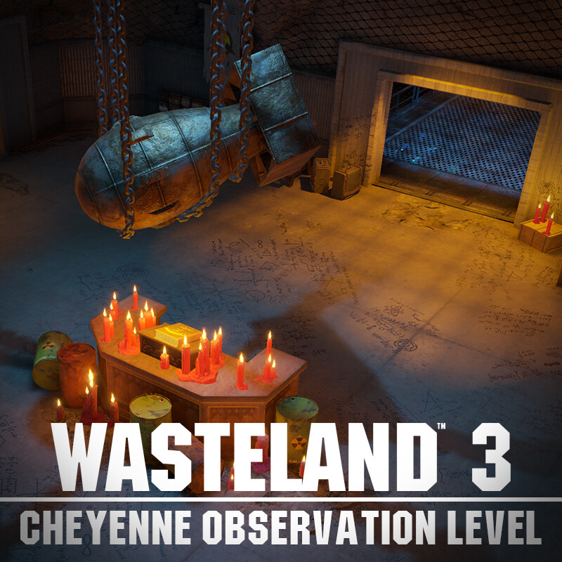Wasteland 3: The Cult of the Holy Detonation - Observation Level