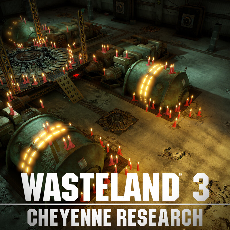Wasteland 3: The Cult of the Holy Detonation - Research Level