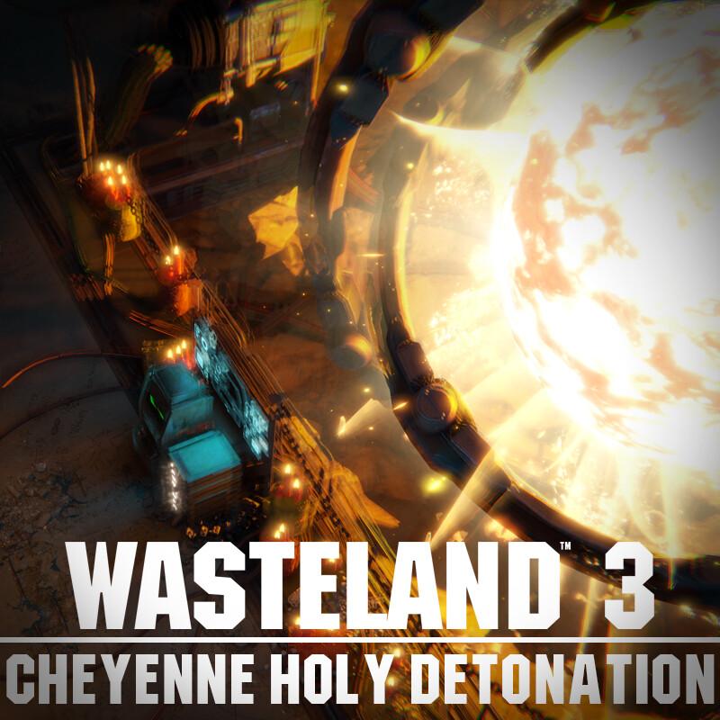 Wasteland 3: The Cult of the Holy Detonation - Holy Detonation