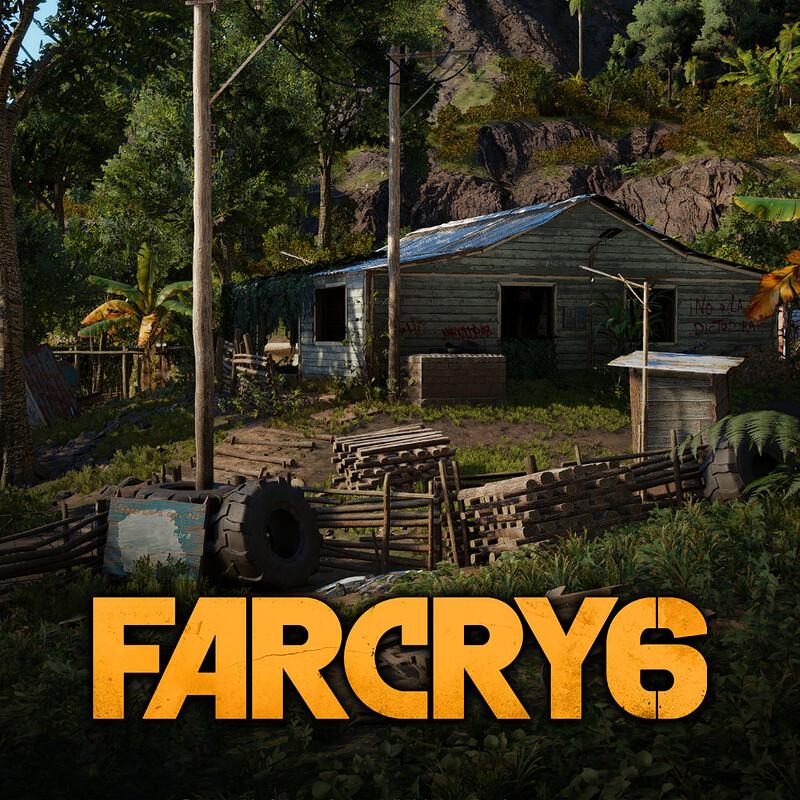 Farcry 6 - Spec Ops -  Cocodrilo