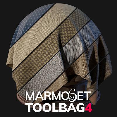 Toolbag 4 Materials - Fabrics Part 2