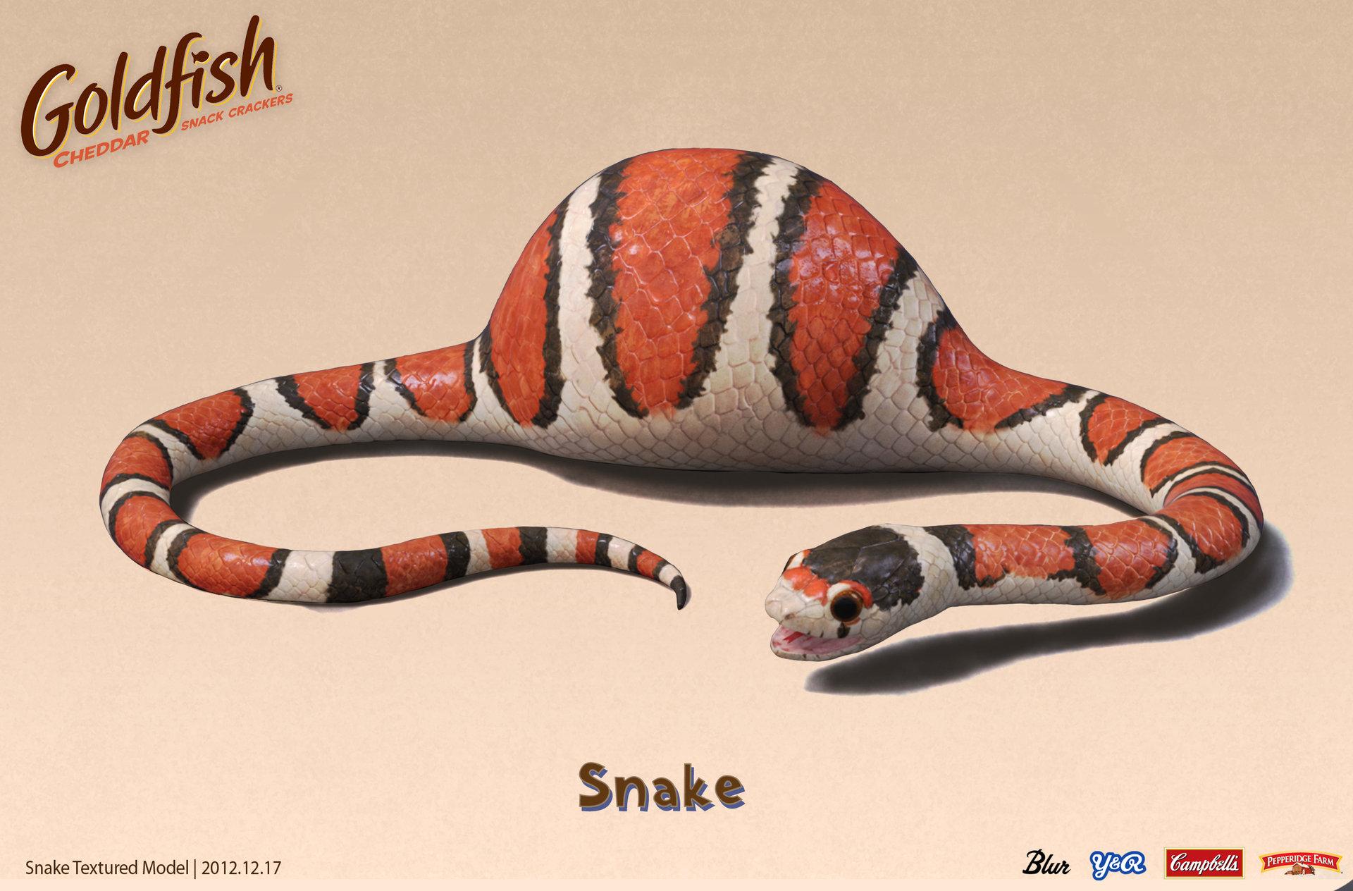Snake2 template 01
