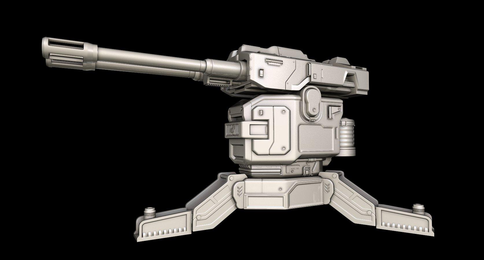 Unsc artillery render 01