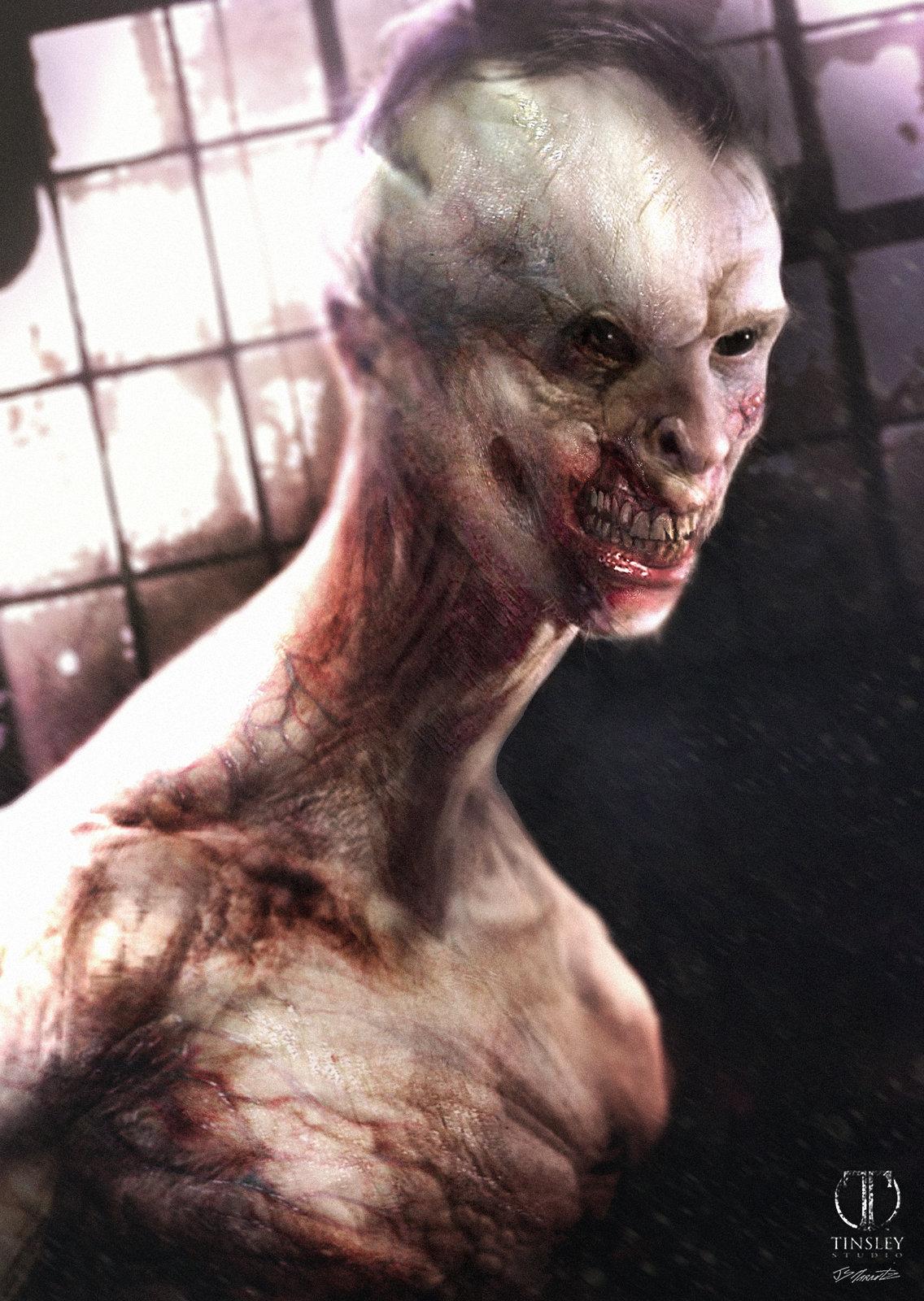 American Horror Story Asylum: Rasper Designs 2