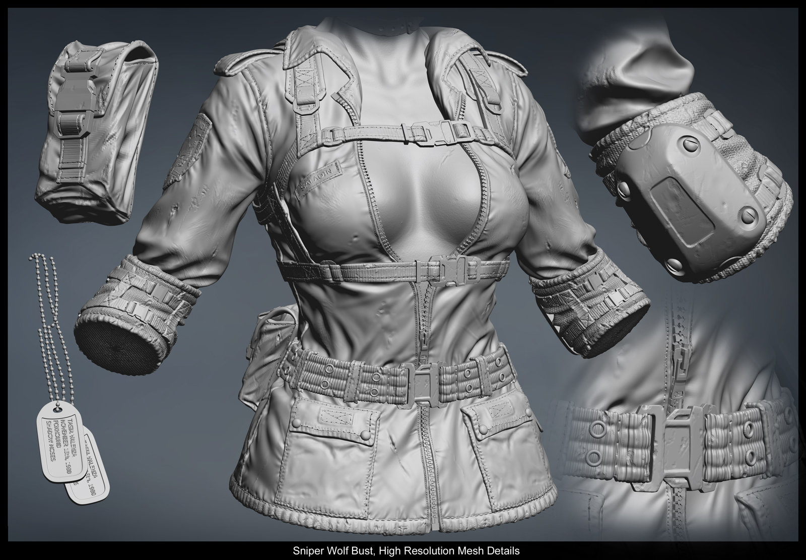 Hires model details