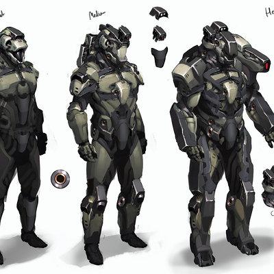 Mohzart armour reinforced