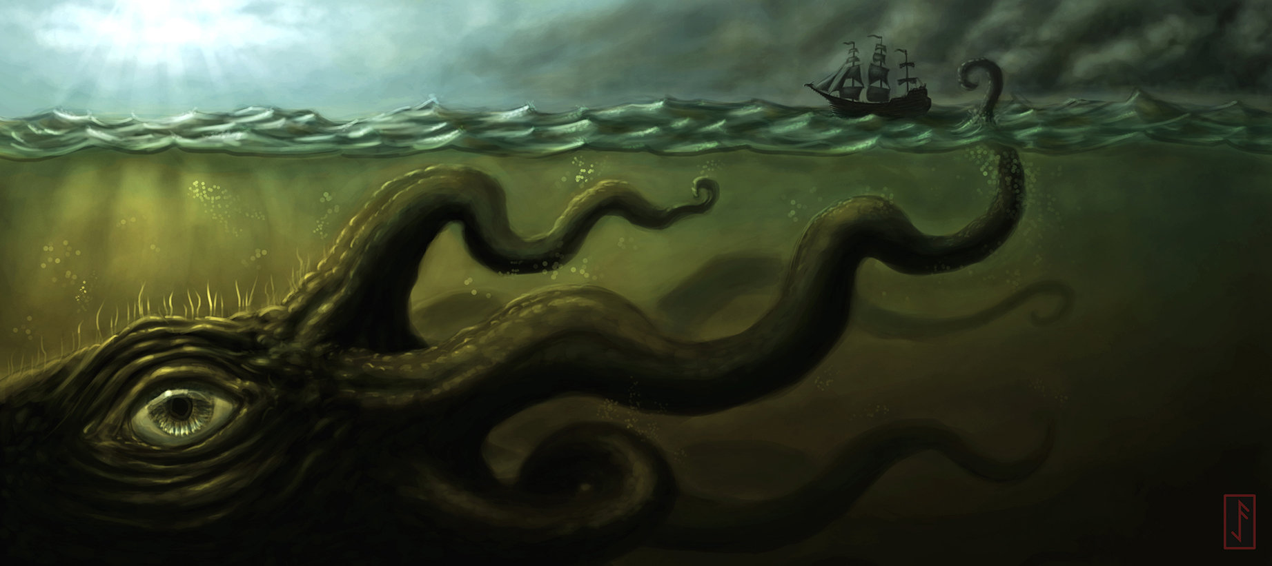 Kraken lg