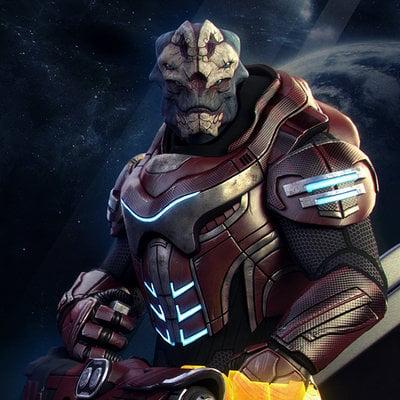 Grym – Mass Effect Challenge