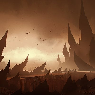 Hellish World