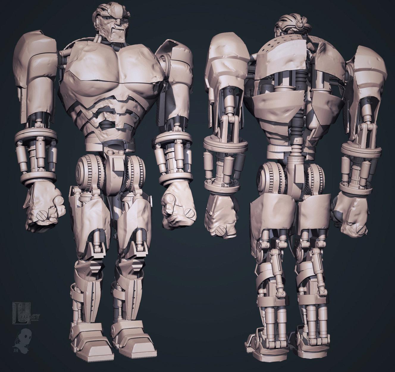 Droidsforsale real steel ambush