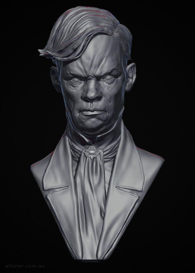 Lordpendleton sculpt