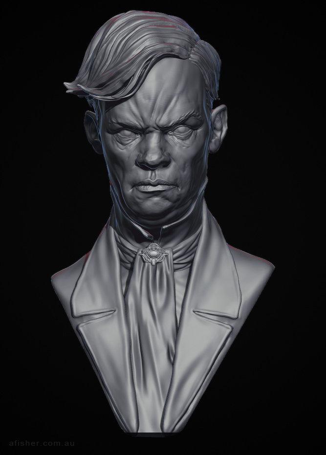 Lordpendleton sculpt