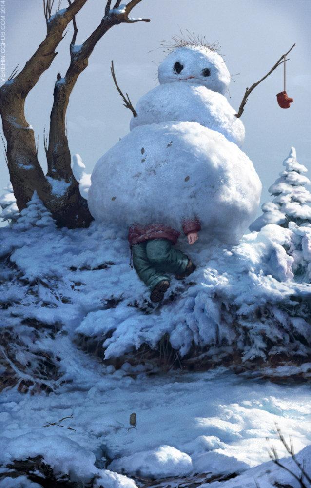 Snowman verehin