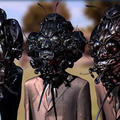 Bug people 5