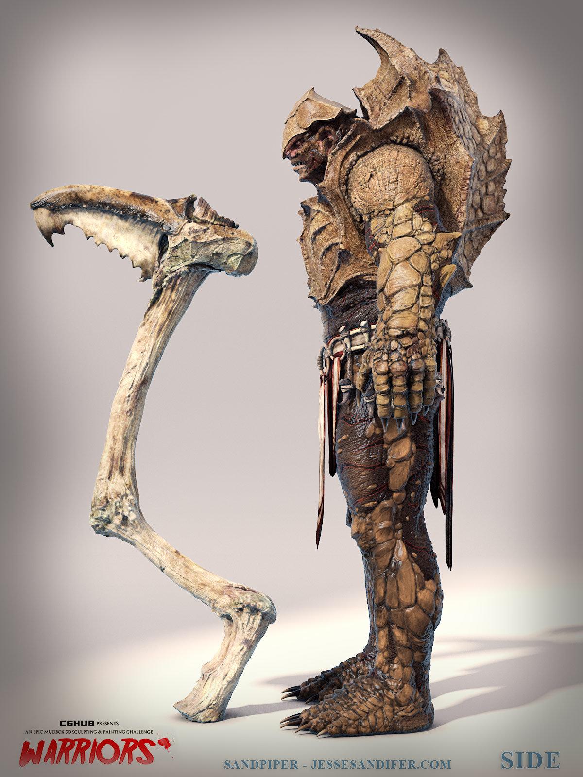 Warrior ortho siderender web