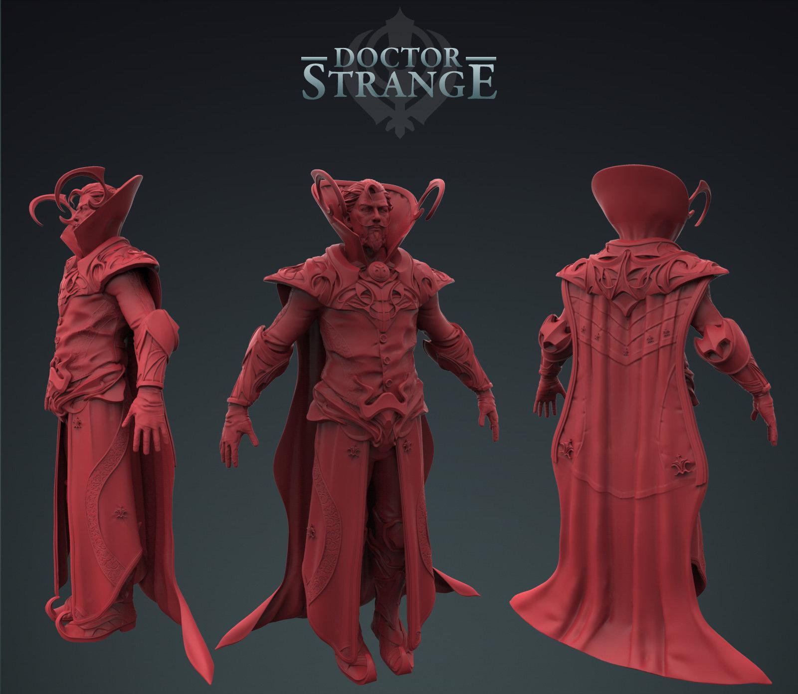 Comicon Challenge 2014 - Doctor Strange