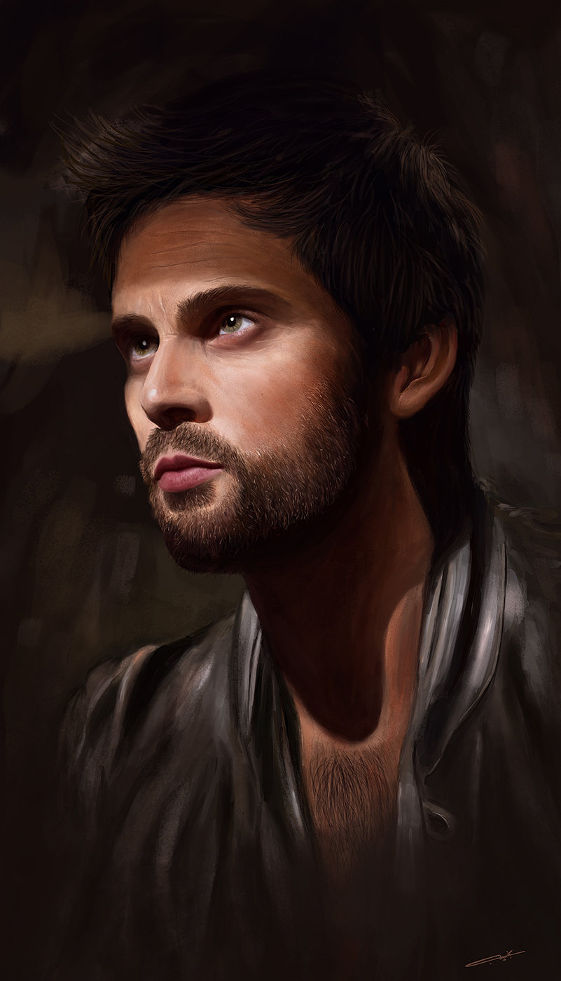 Tom riley   da vinci
