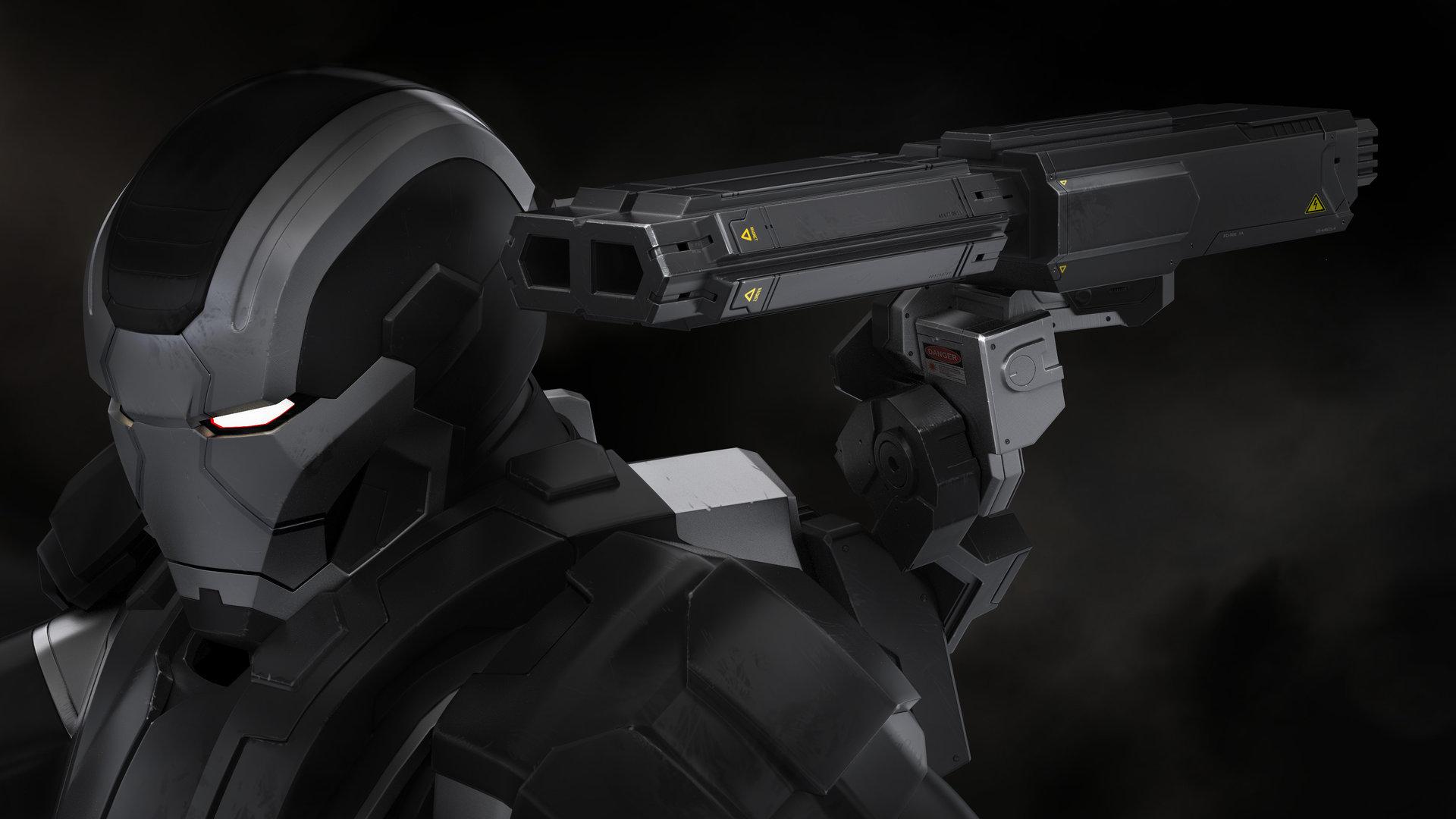 Droidsforsale iron man 3 war machine